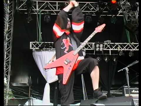 Annihilator  Set the world on fire   Wacken 2001  Underground  TV recording
