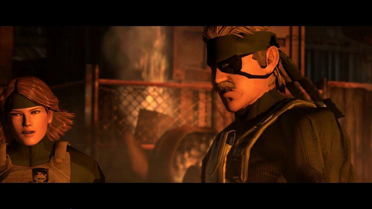 Metal Gear para Resident Evil 6 Maxresdefault