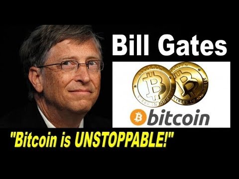 Bill Gates - Should You Invest In Bitcoin?