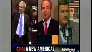 NAFTA - New World Order - Free Trade - Bush Family