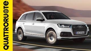 Audi Q7 2015 Exclusive Premiere