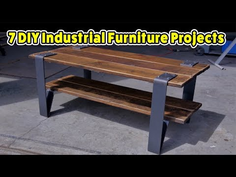 7-industrial-furniture-pieces---do-it-yourself-projects