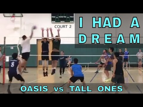 I HAD A DREAM - Oasis vs Tall Ones (FULL GAME 8/31/17) - IVL