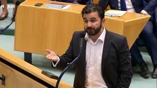 Kuzu en Öztürk ruzie met voorzitter en Kamerleden