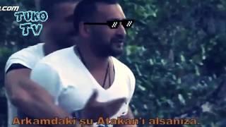 ÜMİT KARAN'dan Adem Kılıççıya ..Müthiş THUG LİFE..