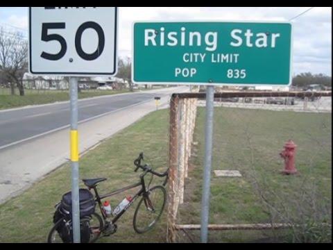 Rising Star, TX - Not Too Shabby!