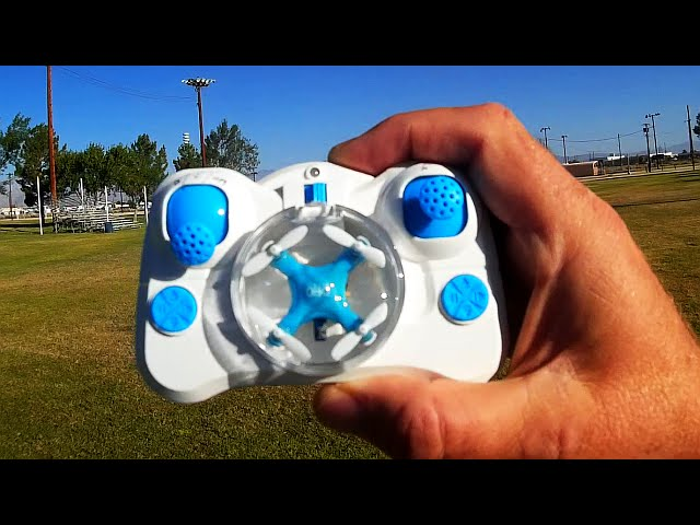 Ultra Mini D1 Worlds Smallest Pocket Drone