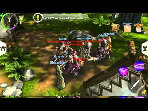 So Much Lag   Order And Chaos 2   Gameplay #3