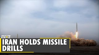 Iran test-fires ballistic missiles, hits targets in the Indian Ocean | World News | WION News