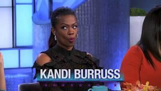 Wednesday on 'The Real': Guest Co-Host Kandi Burruss, Brandon T. Jackson