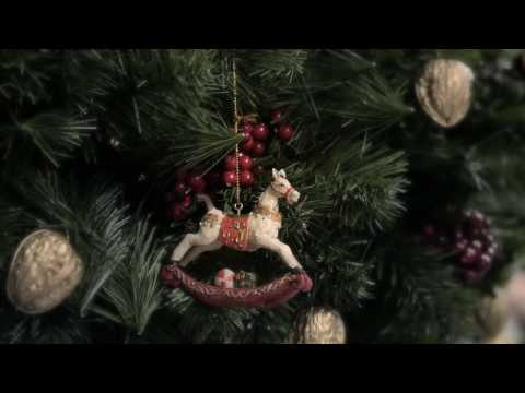 Victorian Christmas trees by StudioXAG