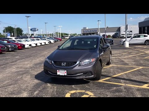 2015 Honda Civic near me Libertyville, Glenview Schaumburg, Crystal Lake, Arlington Heights, IL MP64