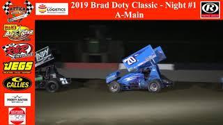 Brad Doty Classic Night #1 A-Main
