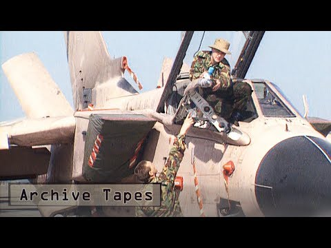The Gulf War: How Did The RAF Prepare? (1990 Documentary)   Forces TV