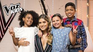 Fanny Lu trajo unos invitados especiales a la escuela  - Súper Batallas | La Voz Kids Colombia 2018