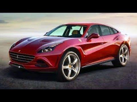 Ferrari Suv 2019 Youtube