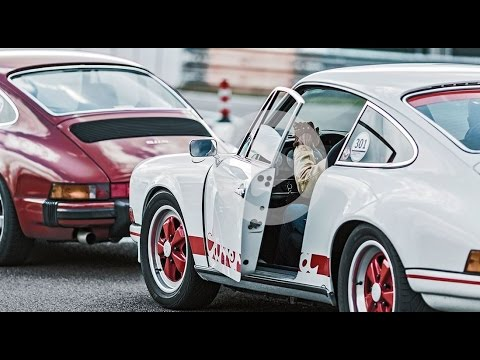 Driving Like In The Good Old Days Porsche Sport Driving School