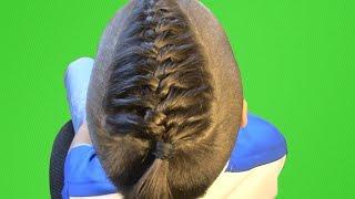 Как сделать стильную мужскую прическу под модную стрижку /How to do fashionable men's hairstyle