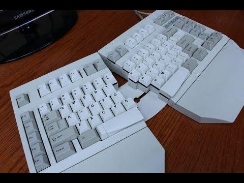 Cherry G80-5000 HAAUS ergonomic split keyboard review (Cherry MX brown)