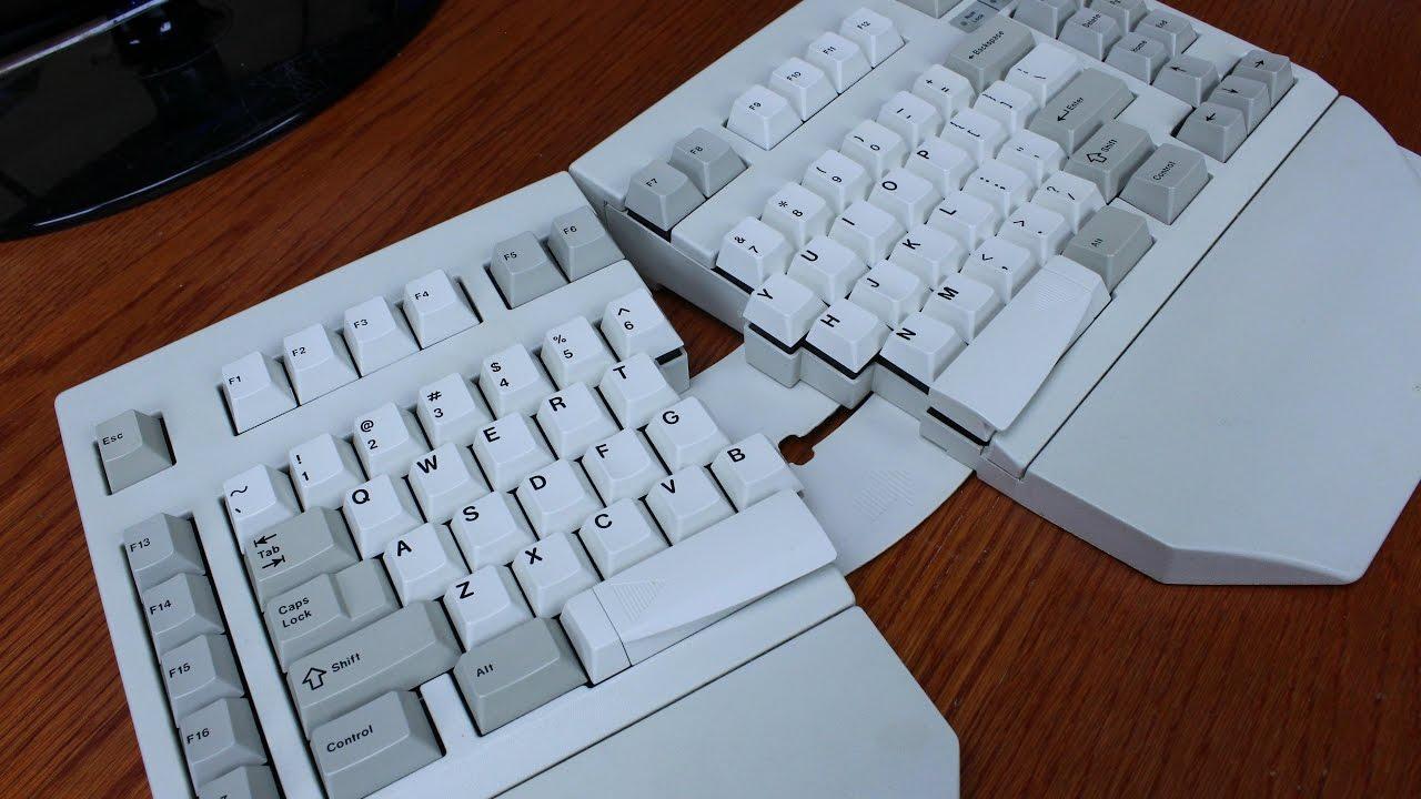 cherry g80 5000 haaus ergonomic split keyboard review cherry mx brown youtube. Black Bedroom Furniture Sets. Home Design Ideas