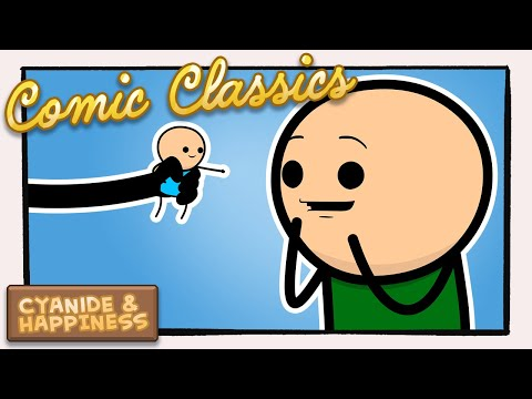My Little Friend | Cyanide & Happiness Comic Classics