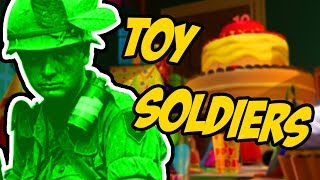 TOY SOLDIERS | The Mean Greens - Plastic Warfare #1