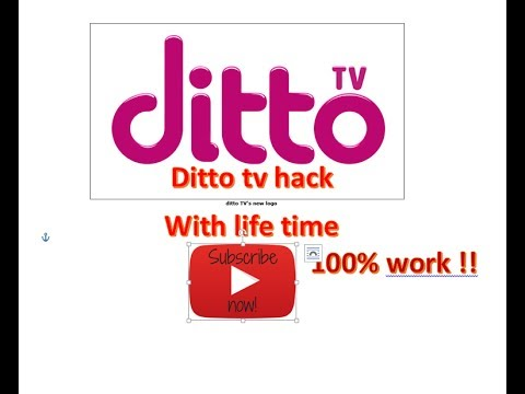 Watch Live TV On Android Mobile Phone || DITTO TV FREE LIFETIME SUBSCIPTION