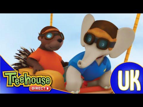 Babar and the Adventures of Badou: Coconut Jinx/Adventurephant - Ep.21