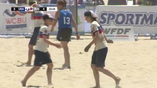 Layout D - Russia Women - WCBU 2017 Women's Gold Medal Game