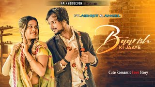 Baarish Ki Jaaye | B Praak Ft Nawazuddin Siddiqui & Sunanda Sharma | SR | Ak Production