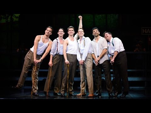 Harmony: A New Musical at the Ahmanson Theatre | Center Theatre Group | CTGLA