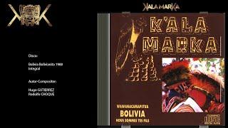"Kala Marka - Disco ""Bolivia Bolivianita 1988"" Integral"