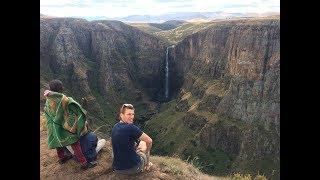 Как попасть в страну, если у тебя нет визы. Один день в Лесото.