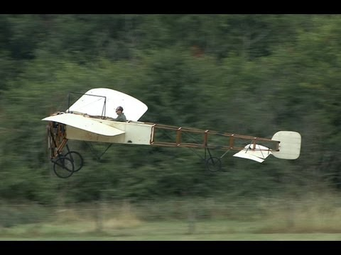 Bleriot XI World's Oldest Flying Aeroplane