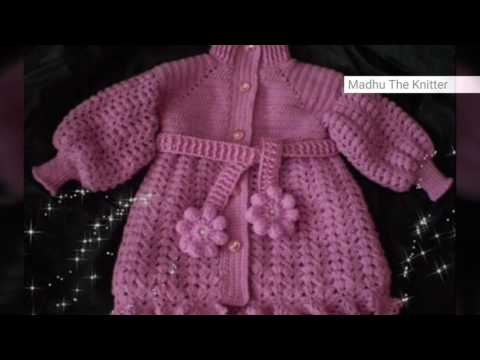 c0fbd84ae Handmade Woolen Sweater Design for Baby or Kids in Hindi - beautiful ...