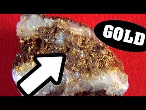 GOT MORE GOLD  Using MRDS ask Jeff Williams