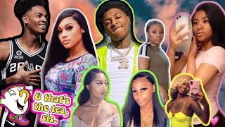 NBA Youngboy Baby Mama Jania Meshell SINGLE NBA Youngboy Won An Award