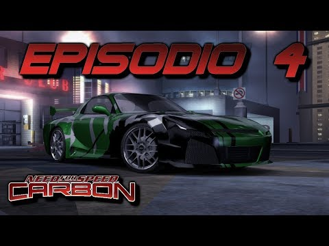 "Need For Speed Carbono | Episodio 4 | ""Domino Downtown"""