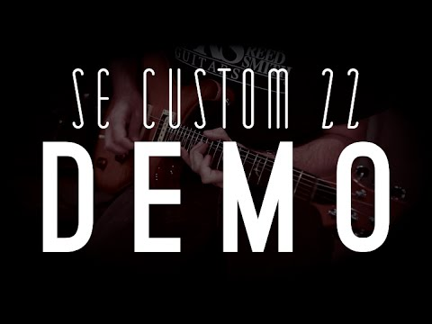 SE Custom 22   PRS Guitars