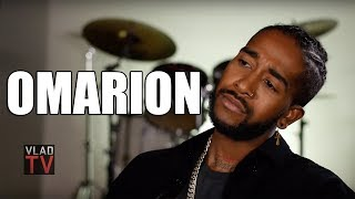 Omarion Reacts to Video of DMX Impersonating Him (Part 8)