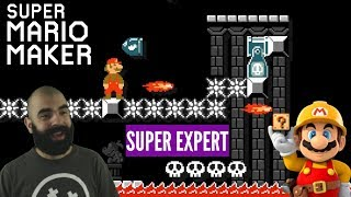 The Cheese Life | Super Expert No Skips Challenge | Mario Maker [XXI]