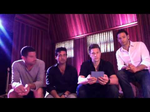 Il Divo Chat June 7th 2013