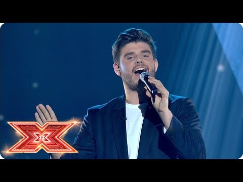 Lloyd Macey goes live with La La Land tune | Live Shows | The X Factor 2017
