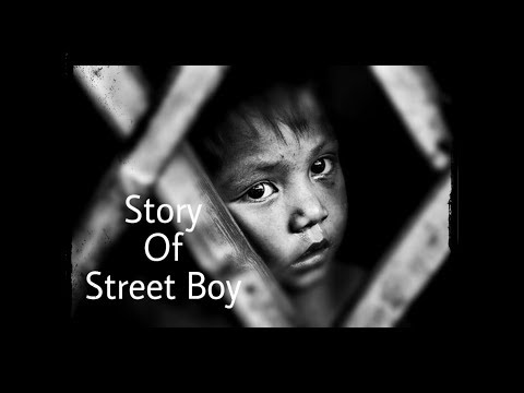 Story Of Street Boy   Indian Child Labour