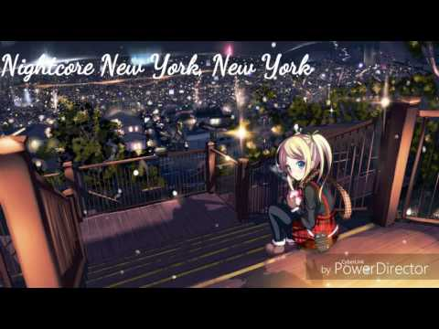 Nightcore New York New York