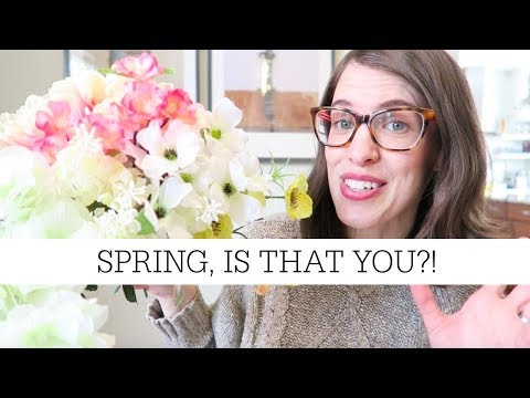 Dollar Tree Haul | Spring Florals, New Finds February 2018