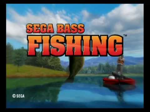 Sega Bass Fishing (Wii)