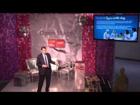 Keynote -  Terry von Bibra, Alibaba Group