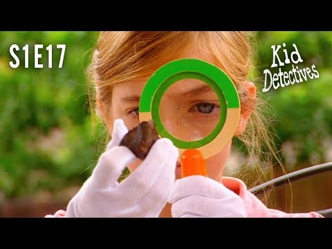 Kid Detectives | S1E17 | Mystery Rock