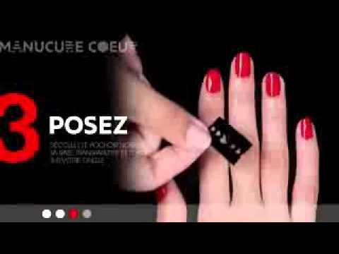 Sephora Smart Roller Distributeur Malin De Pochoirs Nail Art